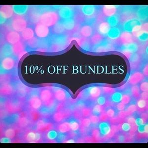 Other - 10% OFF ALL BUNDLES! :)